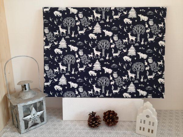 Tableau décoratif – thème Noël