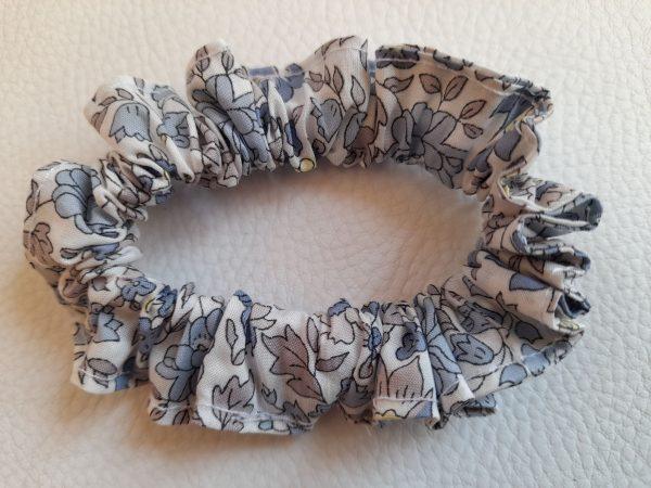 Chouchous – Liberty bleu et rose pâle – 10€ les 3